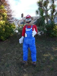 Mario Scarecrow