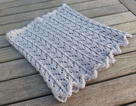 Hanois Cowl - free on Crafsty/Ravelry